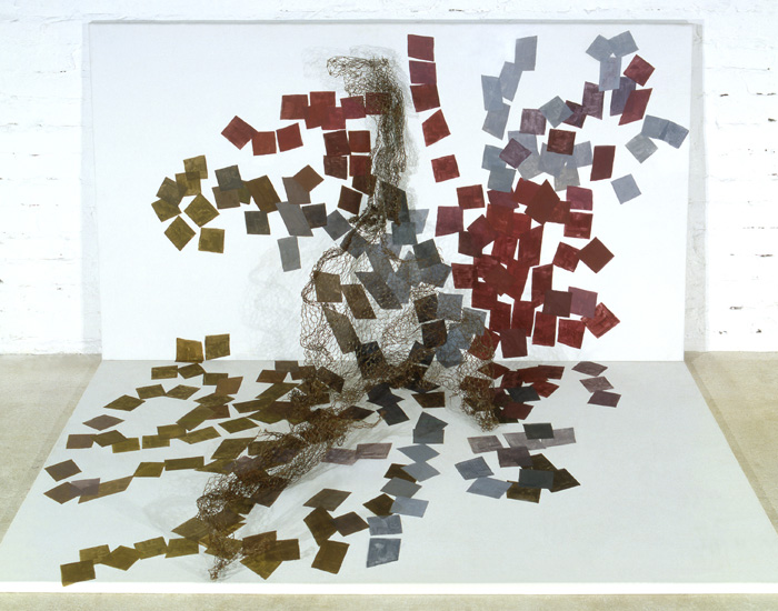 Tier-Figur, in sich abgespalten (Animal-Figure, split off)