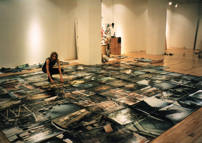 Installation of the Exhibition