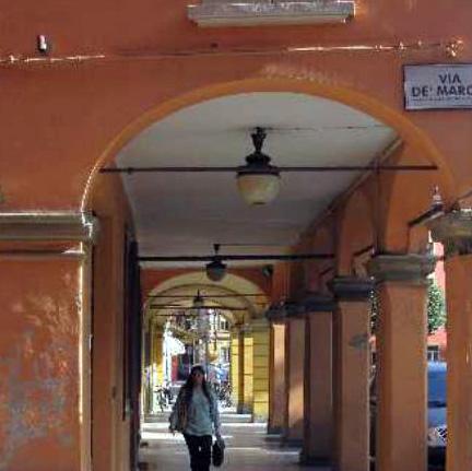 Via de'Marchi, Bologna