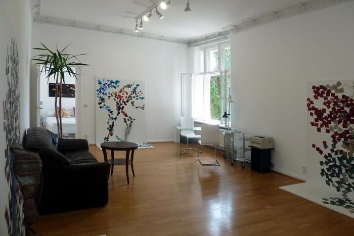 Berliner Zimmer (Berlin living-room)