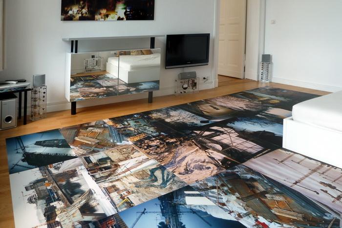 Zimmer Berlin ('Rest-Place for Artist(s)')