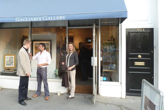 Gagliardi Gallery, London